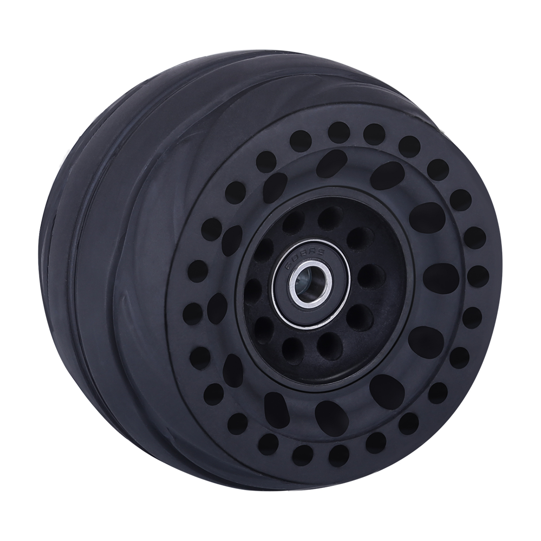 105 x 68mm Honeycomb Airless Rubber Tire