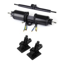 FOC Direct Drive Motor Kit for electric skateboard diy