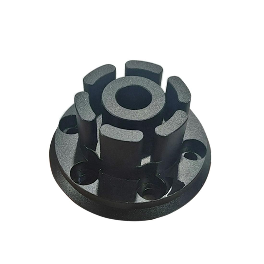 2 Pcs CNC Adapter for ABEC Wheels