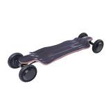 Seeker AT s1 vesc6 based 21700 12s3p battery 190mm rubber wheel  all-terrain electric skateboard