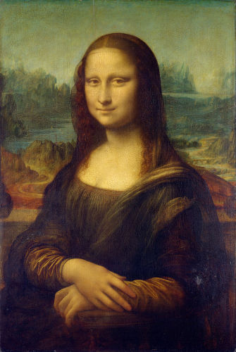 Mona Lisa or La Gioconda