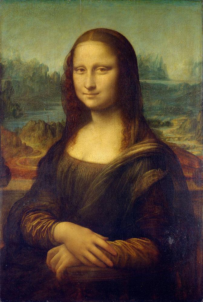 Mona Lisa or La Gioconda