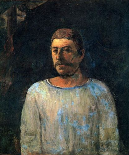 Self-portrait, 1896