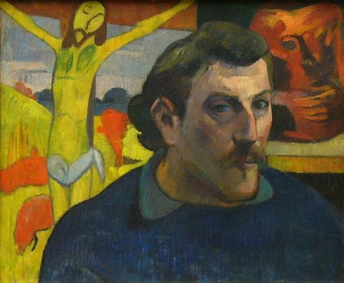 Self-portrait, 1889–1890