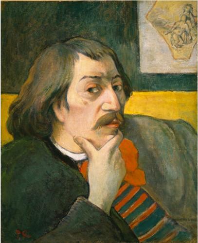 Self-portrait, c. 1893