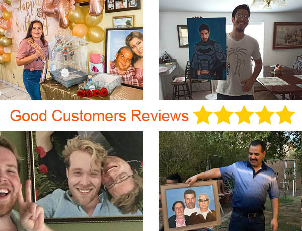 Good Customers Reviews