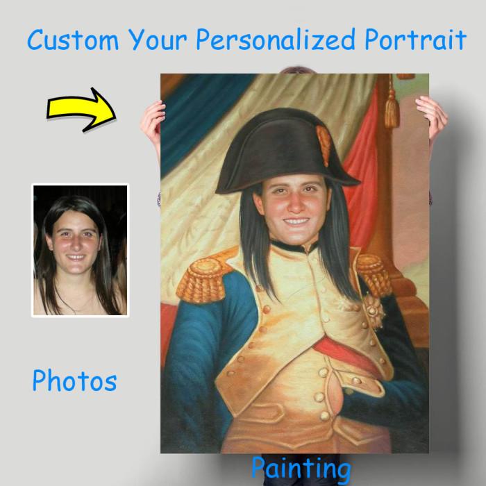 Custom painting at 50% Deposit