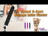 10 Speed G Spot Massager (2 Sets)