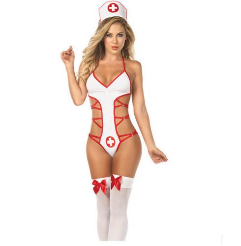 Appeal nurse uniform temptation(2 Sets)