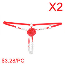 Lingerie Knickers G-string Sex(2 Sets)