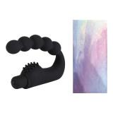 10 Speed Prostate Massager Anal Beads Vibrator