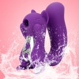 Squirrel Vibrator Clitoral Suction & Stimulation