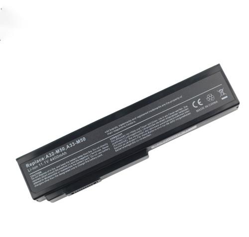 Laptop Battery for Asus N53S N53J N53JQ A32-N61 A32-M50 N43 N61JQ 5200MAH