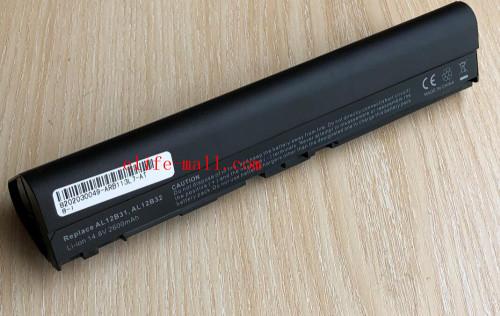 14.8v 4CELL AL12B32 AL12X32 AL12A31 AL12B31 Battery for Acer Aspire One 756 V5-171 725 FOR TravelMate B113 B113M B113-M C7 C710