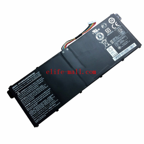 Better Cells Laptop Battery AC14B18J FOR ACER Aspire E3-111 E5-731 E5-771G ES1-511 ES1-711 R13 R3-131T R5-471T R7-372T