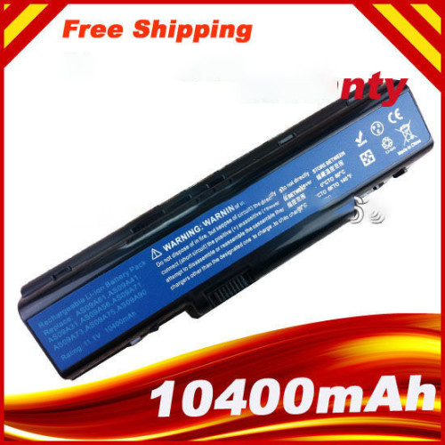 12CELL 10400mAh laptop battery For eMachines Laptop E525 E627 E725 D525 D725 D620 G620 G627 G725