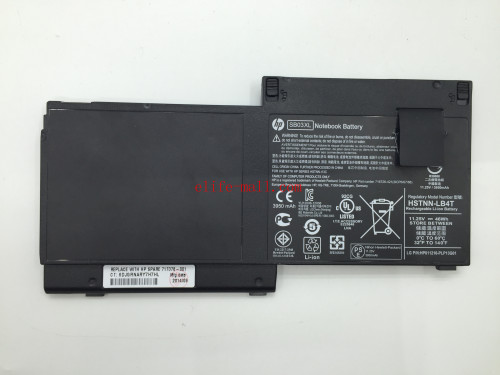 SB03XL Battery For HP EliteBook 820 720 725 G1 G2 755 G3 HSTNN-IB4T HSTNN-l13C HSTNN-LB4T SB03046XL 717378-001 E7U25AA