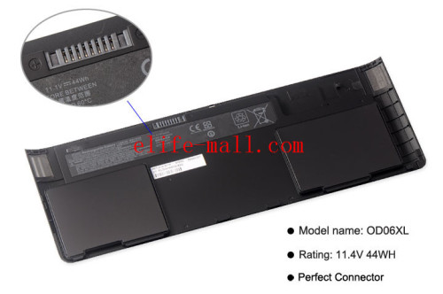 OD06XL Laptop Battery for HP Elitebook Revolve 810 G1 G2 G3 Tablet PC HSTNN-IB4F 698750-171 698750-1C1 HSTNN-W91C