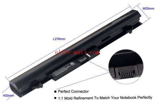 RA04 Battery For HP ProBook 430 G1 430 G2 HSTNN-IB4L HSTNN-IB5X H6L28ET H6L28AA 707618-121 HSTNN-W01C