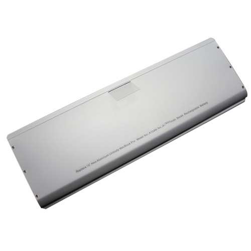 Laptop battery For Apple A1281 A1286 (2008 Version) For MacBook Pro 15  MB470 Mb471 MB772 MB772*/A Aluminum