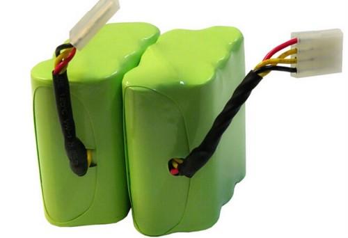 Robot Vacuum Cleaner 7.2v 4500mAh Battery Pack for Neato XV-21 XV-11 XV-14 XV-15 robot Vacuum Cleaner Parts Accessories