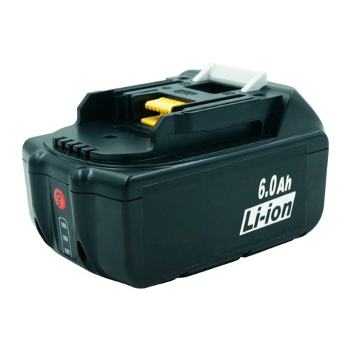 6000mAh 18V Rechargeable Lithium Ion Battery for Makita18V Battey BL1830 BL1840 BL1850 BL1860 LXT400 LED Indicator