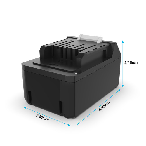 Makita 14.4V  Li-Ion Replacement Lithium-Ion Battery Electric tool for BL1413G Part Number 196375-4