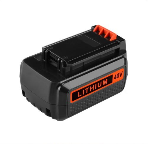 36V  For Black & Decker Max Li-Ion Battery Pack LBXR36 LBX2040 LHT2436