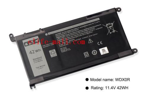 Better Cells Laptop Battery For dell Inspiron 14 7000 5567 7560 7472 7460-d1525s 7368 7378 5565 latitude 3488 3580 WDXOR