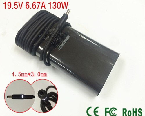 New 19.5V  6.67A 130W Laptop Charger For DELL XPS15 9530 9560 9550 Precision M3800 5510 5530 5520