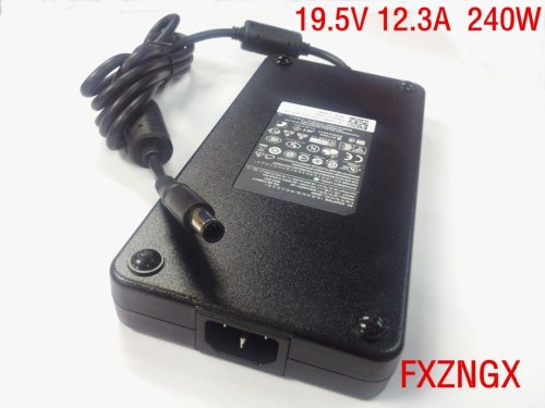 New 19.5V 12.3A 240W  GA240PE1-00 AC Laptop Adapter for Dell Alienware M18X M17x M4600 M4700 M4800 M6500 M6600 M6700