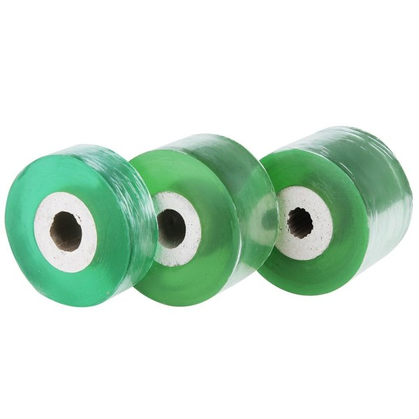 100M 1 Roll Grafting Tape Garden Tools Fruit Tree Secateurs Engraft Branch Gardening Bind Belt Pvc Tie Tape 2Cm 3Cm 4Cm
