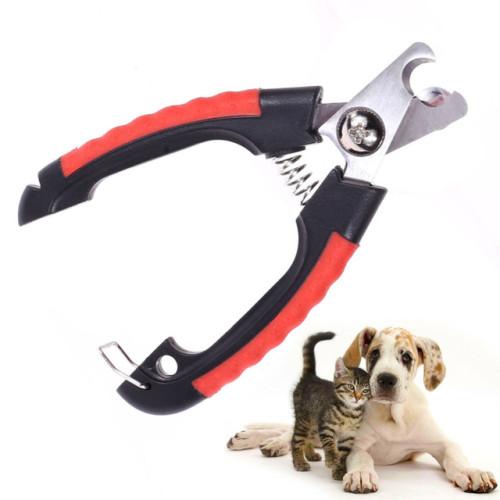 Large big dog nail cutter claw puppy kitty trimmer cat rabbit toenail Pet scissor toe clipper grooming tool paw animal shear