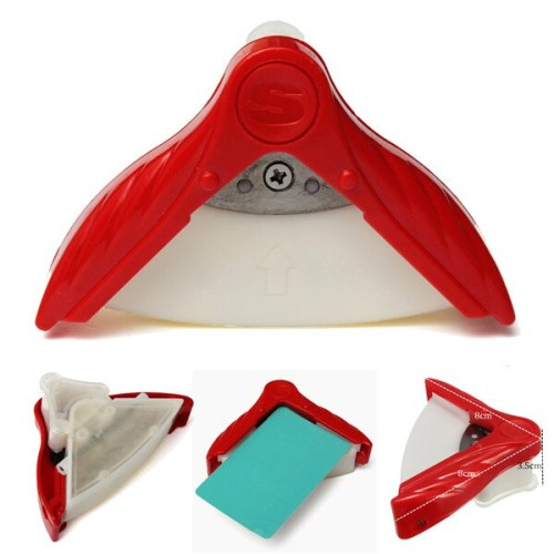 Angle Trimmer Clipper Tool  Punch Card Rounder Cutter Corner Craft Round Paper Puncher Cut Scrapebooking Office Stationery DIY