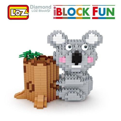LOZ Diamond Building Blocks Koala Toy Pen Holder Brinquedos I Block Fun For Children Kid Boy Girl Gift