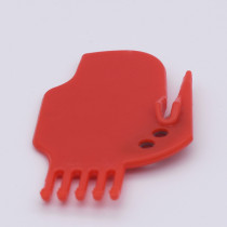 Red flat cleaning tool IROBOT Roomba 500 600 700 Series 520 530 550 620 650 630 660 760 770 780 Means for cleaning hair
