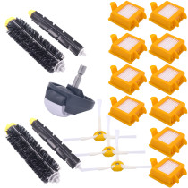 Roomba Bristle Spare Parts Set Flexbile Percussion Side Brush Hepa Filter for Irobot Roomba 700 Serie vacuum cleaner accessories