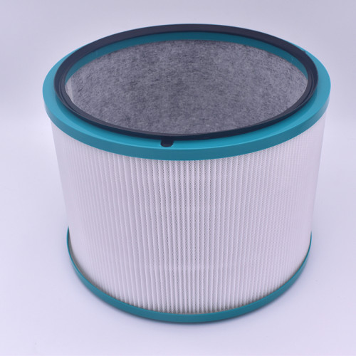 Air Purifier Filter for Dyson DP01 / HP02 Green Clean Cooling Air Purification Connector Fan Replacement Accessories