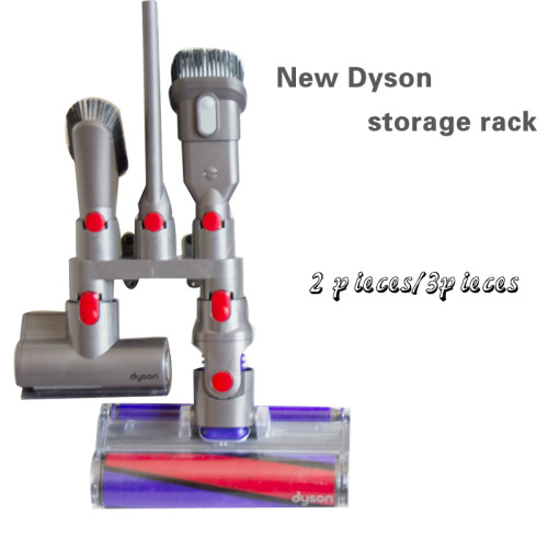 2 piece / 3 piece storage arm for Dyson V7 V8 V10 vacuum cleaner accessories absolute brush tool holder nozzle box bracket dock