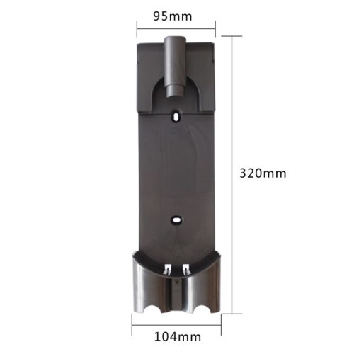 New 1 Accessories Storage Equipment Shelf for Dyson V7 V8  Absolute Brush Tool Nozzle Base Bracket vacuum  Cleaner Parts