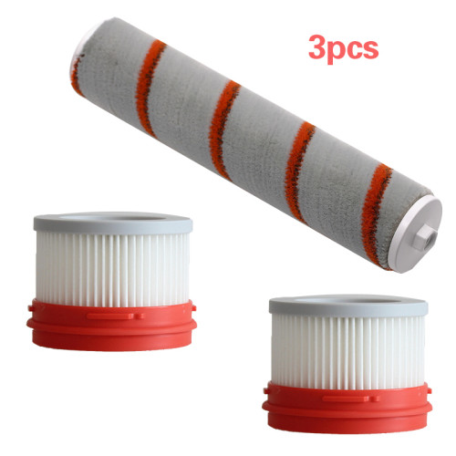 Roller Soft Plush Brush HEPA Filter for XIAOMI MIJIA Dream V9 Parts Pack Manual Vacuum Cleaner Parts Set Replacement