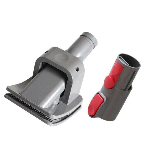 2 pieces for Dyson V7 V8 V10 new dog brush tool fluffy groom animal allergy vacuum cleaner