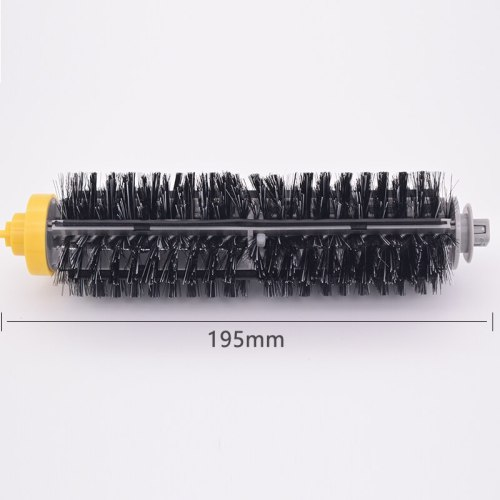 1 kit. Fur bristles IROBOT flexible shock brush Roomba 600/700 series 620 630 645 760 770 780 790 Brush for cleaning brushes