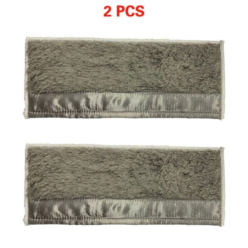 2 packs of washable dry pads suitable for replacement of Irobot Braava Jet M6 (6110) intelligent cleaning robot accessories