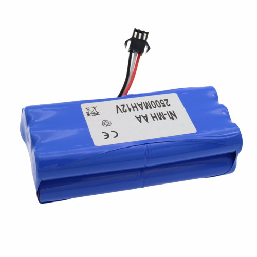 Ni-MH 2500 mAh robot Battery replacement for Seebest D730 Seebest D720 robot Vacuum Cleaner Parts