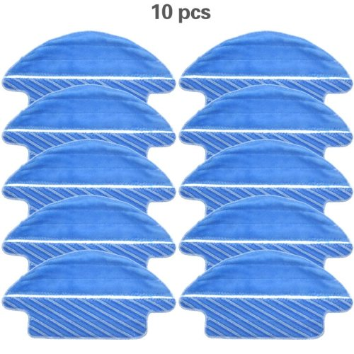 New 5pcs/10pcs  Fabric mop inserts for Conga 3090  series robot vacuum cleaner accessories fabric mop insert kit