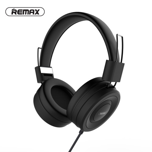 Remax hifi sound gaming headphones with mic Noise Canceling 3.5mm AUX wired Foldable Portable headset for PC mp3 music mp4