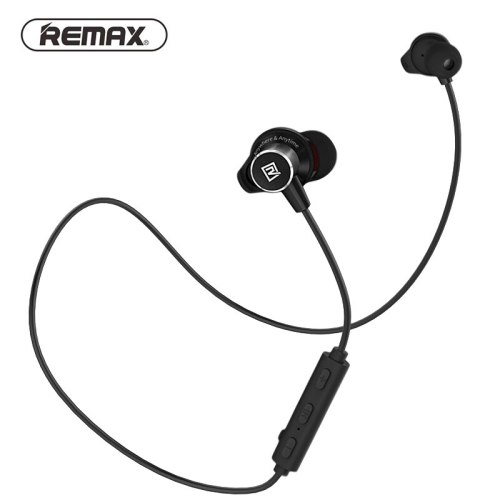 Remax Bluetooth 4.1 Magnetic Adsorption Metal hifi sports earphone for iphone 5s 6 7 plus Earbuds Mobile phone wireless headset