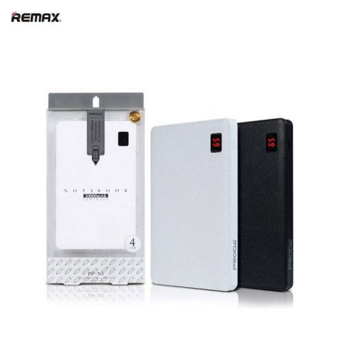 Remax Portable Powerbank 30000mAh 4 USB External Battery Charger Notebook 30000 mah Power Bank For Xiaomi Phone Tablet Poverbank