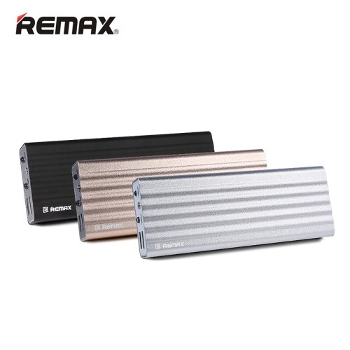 Remax 20000mAh Double USB Poverbank with LED Quick Charge Power Bank External Battery Portable Charger For Xiaomi tablets phone